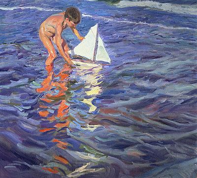 The Young Yachtsman