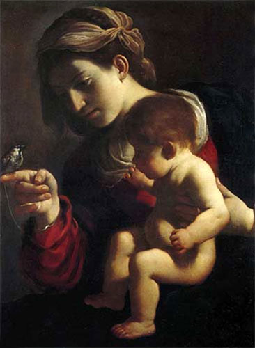Madonna of the Sparrow